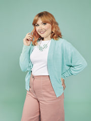 Bertha cardigan - sewing pattern from Make It Simple by Tilly Walnes