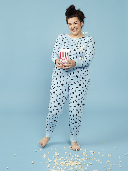 Juno pyjamas - sewing pattern from Make It Simple by Tilly Walnes