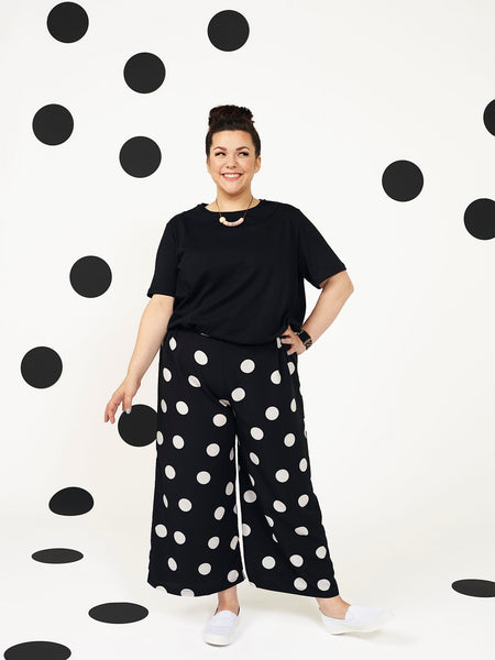Safiya trousers - sewing pattern from Make It Simple by Tilly Walnes