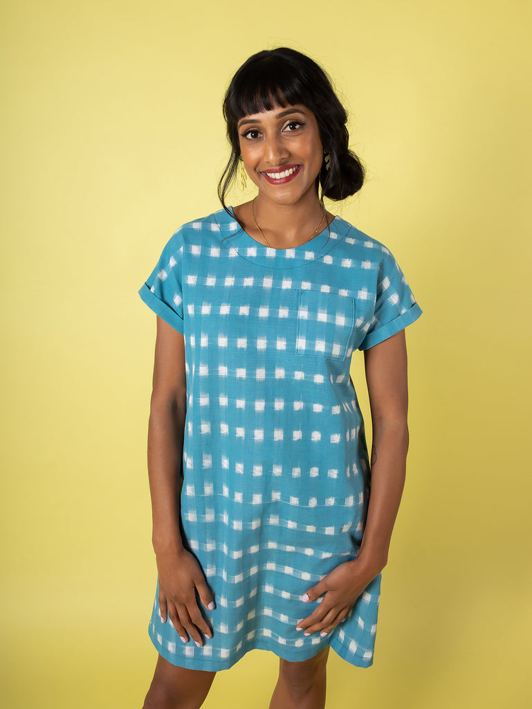 STEVIE TUNIC sewing pattern | Tilly and the Buttons