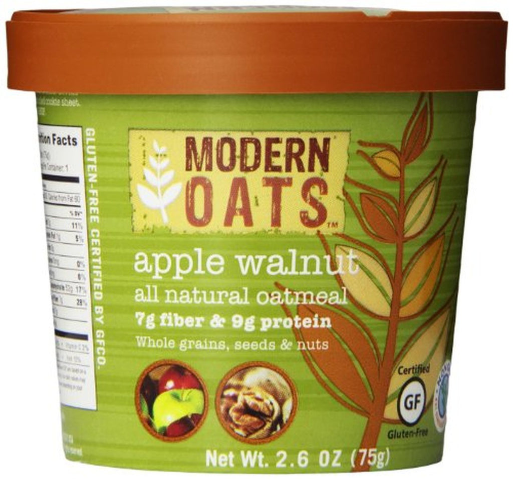Apple Walnut - Modern Oats