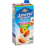 Almond Breeze - Unsweetened Almond Milk