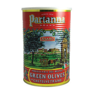 Castelvetrano Olives (5.5lb/can)