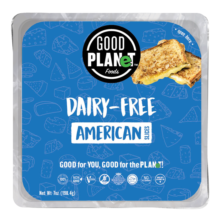 Vegan American Slices