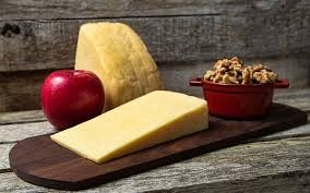 Apple Walnut-Smoked Cheddar - Beehive Cheese Co.