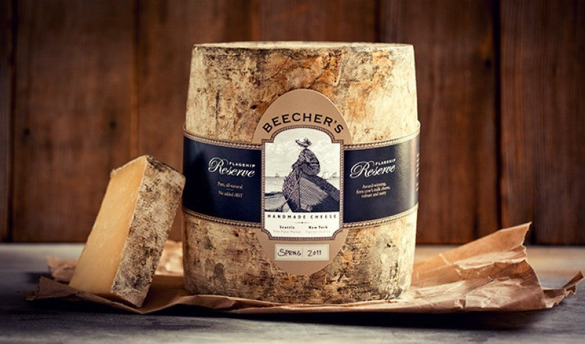 Flagship Reserve Cheddar - Beecher's