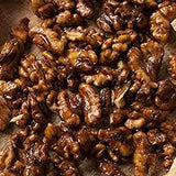 Caramelized Walnuts - Mitica (3.53oz/tub)