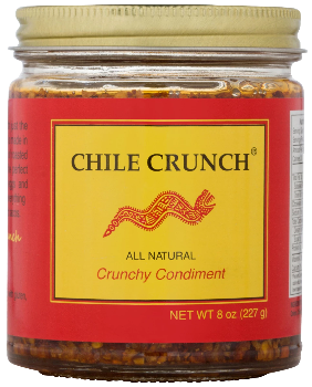 Chile Crunch (8oz/jar)