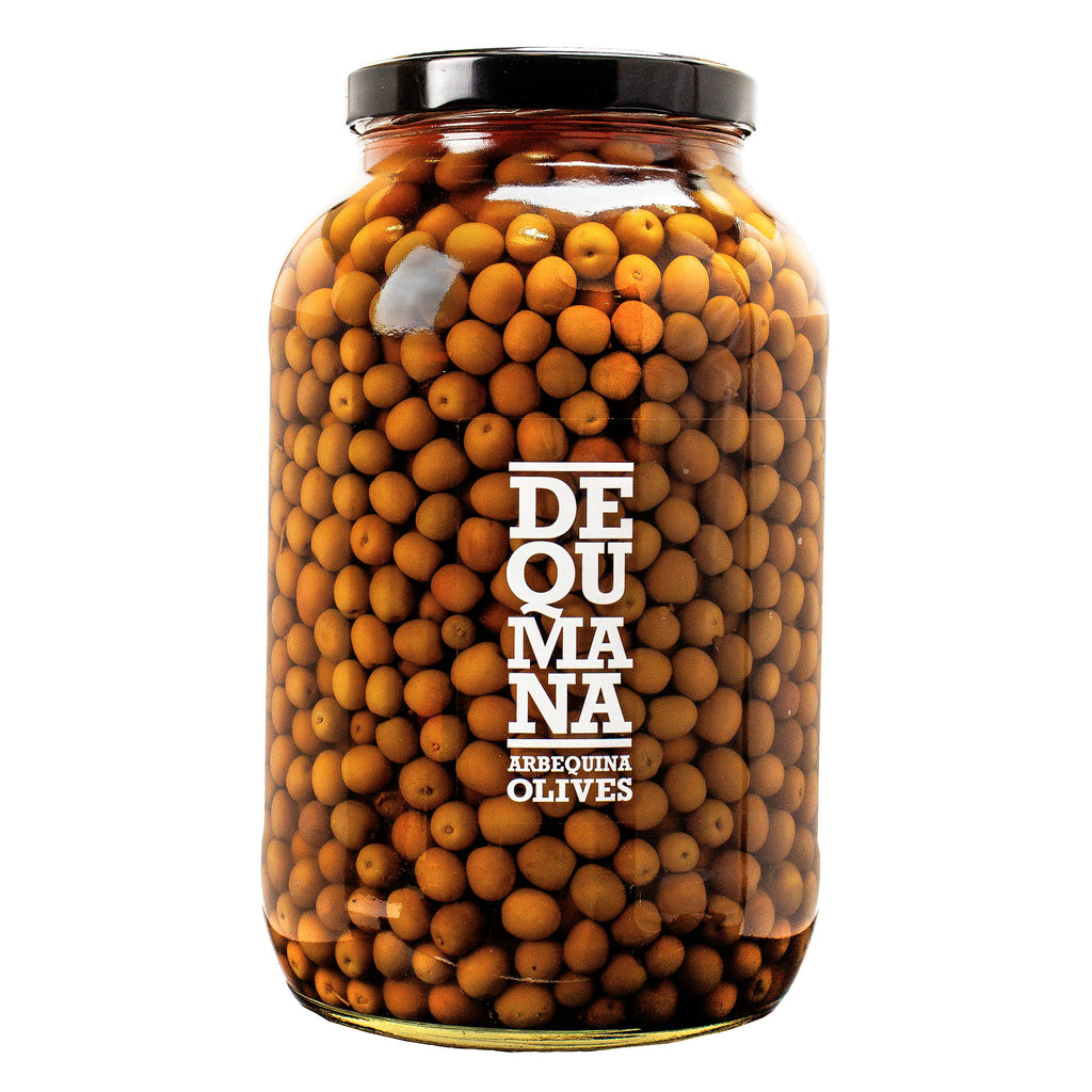 Gordal Olives with Pits (5.25lb/jar)