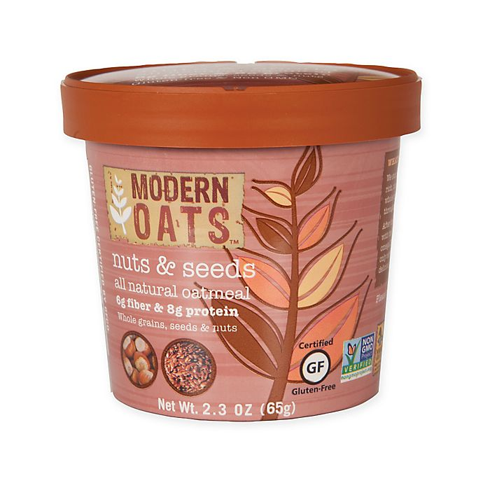 Nuts & Seeds - Modern Oats