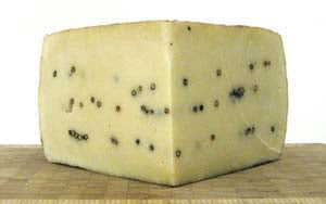 Pecorino Rustico Black Pepper