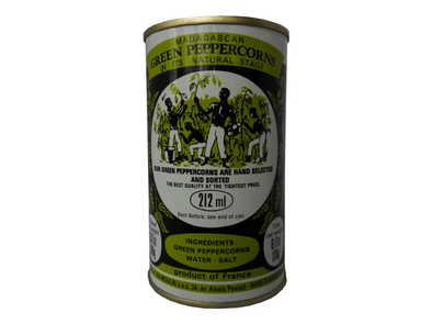 Green Peppercorn in Brine (2.2lb/tin)