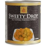 Yellow Sweety Drop Peppers (28oz/can)