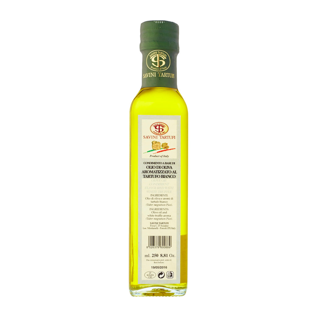 White Truffle Oil (8.45oz/bottle)
