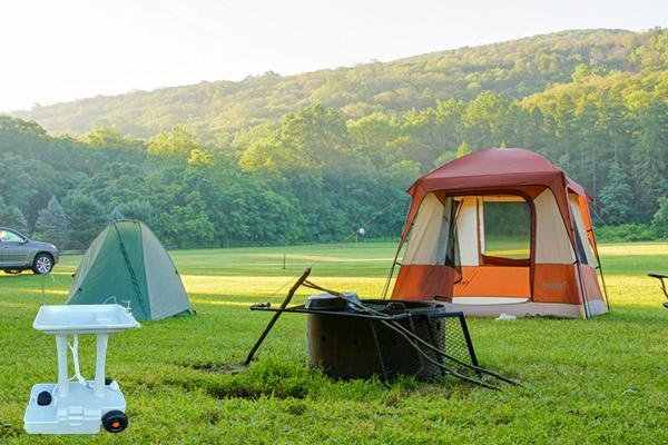 6 Must-Haves for Campsites and Camping