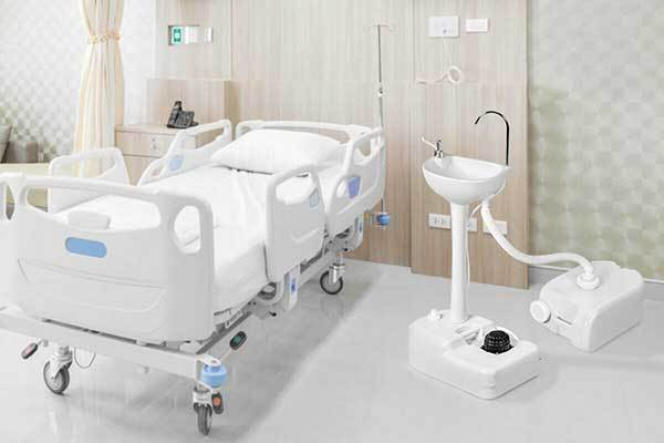 Can A Portable Sink Be Useful In A Hospital?