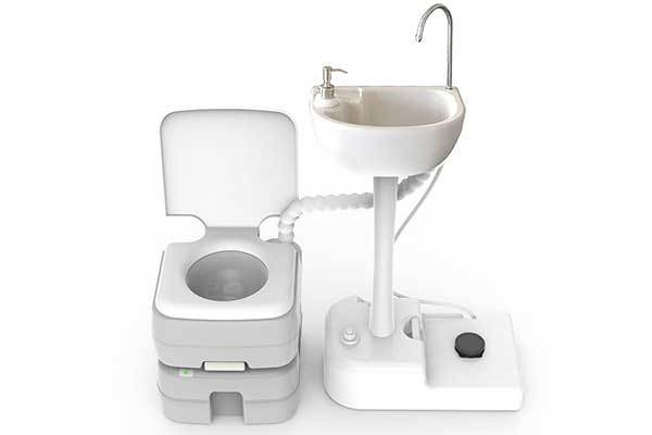 Stay Green Using This Toilet/Sink Combo!