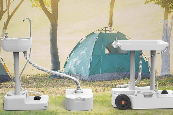 The Importance of a Portable Sink for 6 Types of Outdoor Events