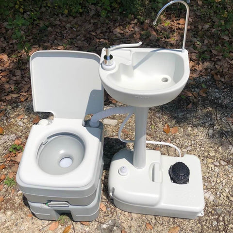 The Best Portable Camping Toilet
