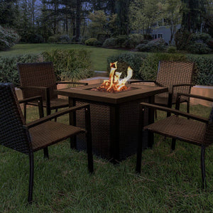 Tido Home Fire Pit Table 5pcs Set - Tido Home