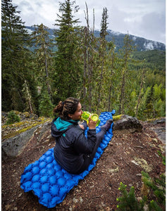 Tidobit® Camping Air Mattress, Ultralight Inflatable Camping Mattress Easy to Inflate, Comfortable, Lightweight, Durable, and Hammock Approved - Tido Home