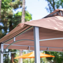 Load image into Gallery viewer, TidoHome Grill Gazebo, Grill Gazebo Canopy for Patio Outdoor BBQ Gazebo with Shelves Barbeque - Tido Home