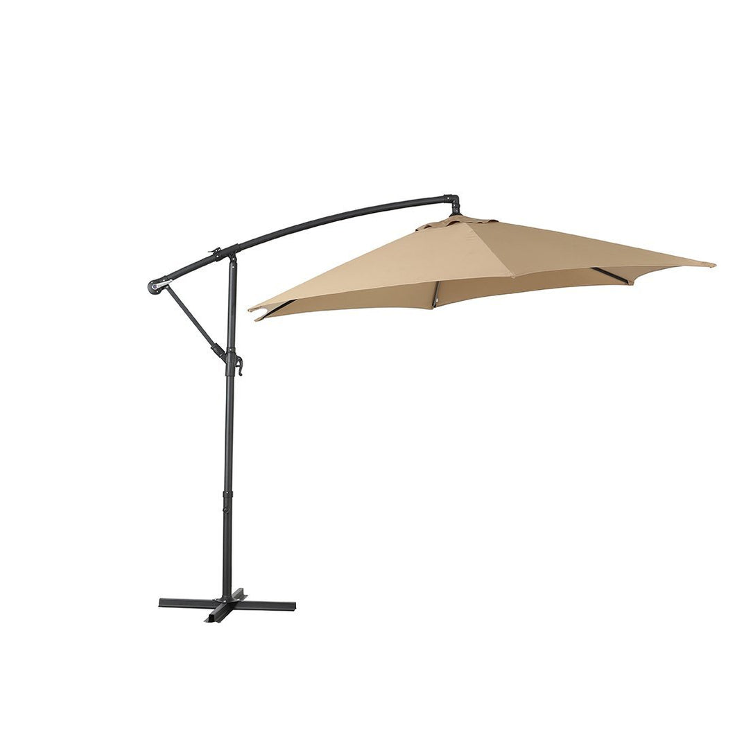 TidoHome Patio Umbrella, Outdoor Umbrella (10 Feet) - Tido Home