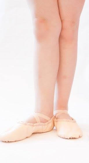 Children's Ballet Slippers (Style #2)