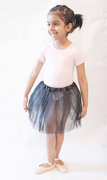 Short Sleeve Dance Leotard