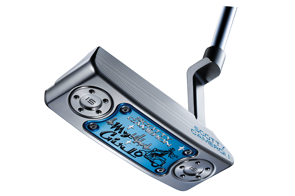 Titleist Scotty Cameron 2020 My Girl Limited Pútter