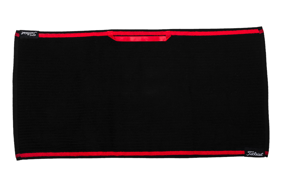 Handklæði PLAYERS TOWEL BLACK