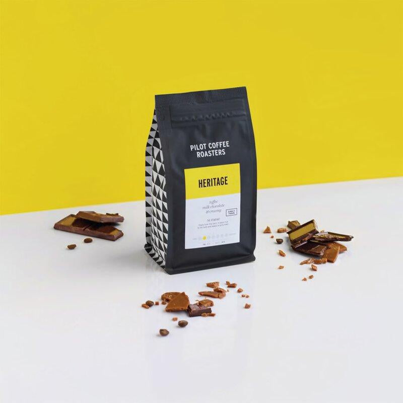 Pilot Coffee-The Roasted Nut Inc.