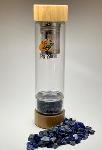 Lapis Lazuli Fruit and Tea Infuser