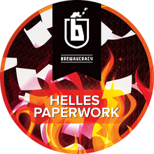 Load image into Gallery viewer, Helles Paperwork