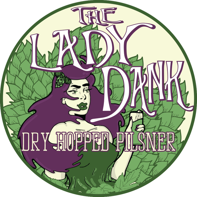 The Lady Dank