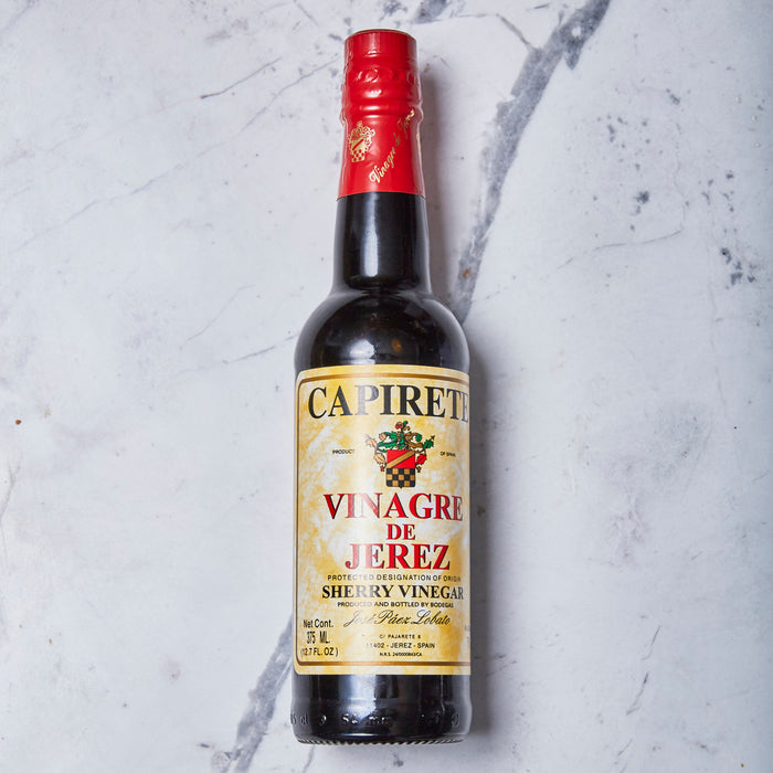 Capirete Sherry Vinegar 375ml