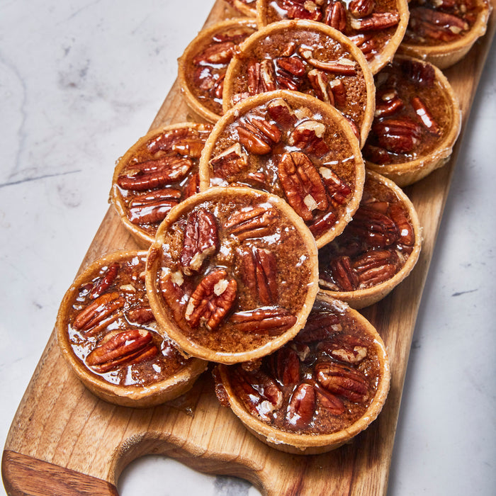 Pecan and Almond Tart