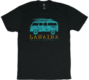 Van of The Year Tri-Blend Tee