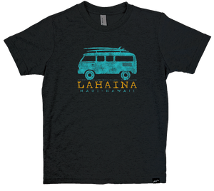 Van of The Year Youth Tri-Blend Tee