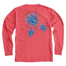 Load image into Gallery viewer, Saltwater Cures Long Sleeve Tee