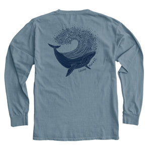 Baleen Humpback Long Sleeve Tee
