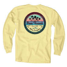 Load image into Gallery viewer, Lanai Palms Long Sleeve Tee