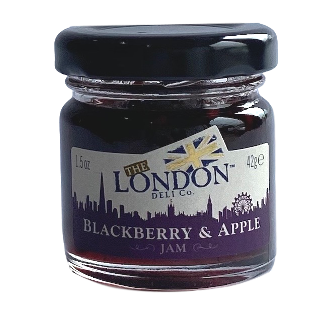 Blackberry & Apple Mini Jam  - 42g