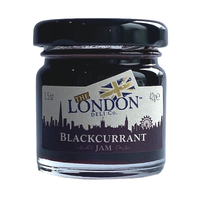 Blackcurrant Mini Jam  - 42g