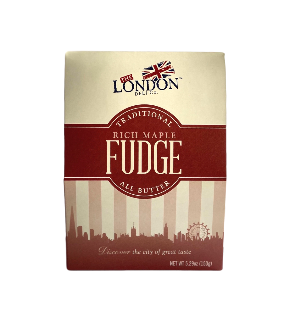 Maple Syrup Fudge  - 150G