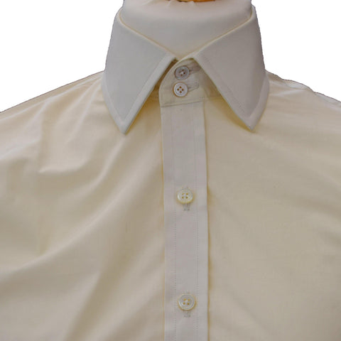 choosing the right collar for your bespoke shirt