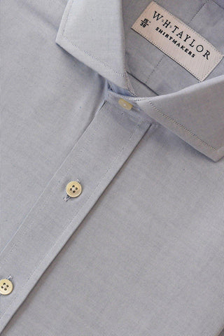 Plain Pacific Linen Bespoke Shirt