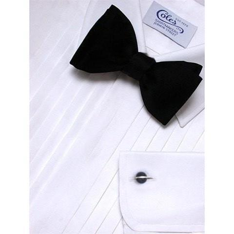 Black Bow Evening Tie-whtshirtmakers.com