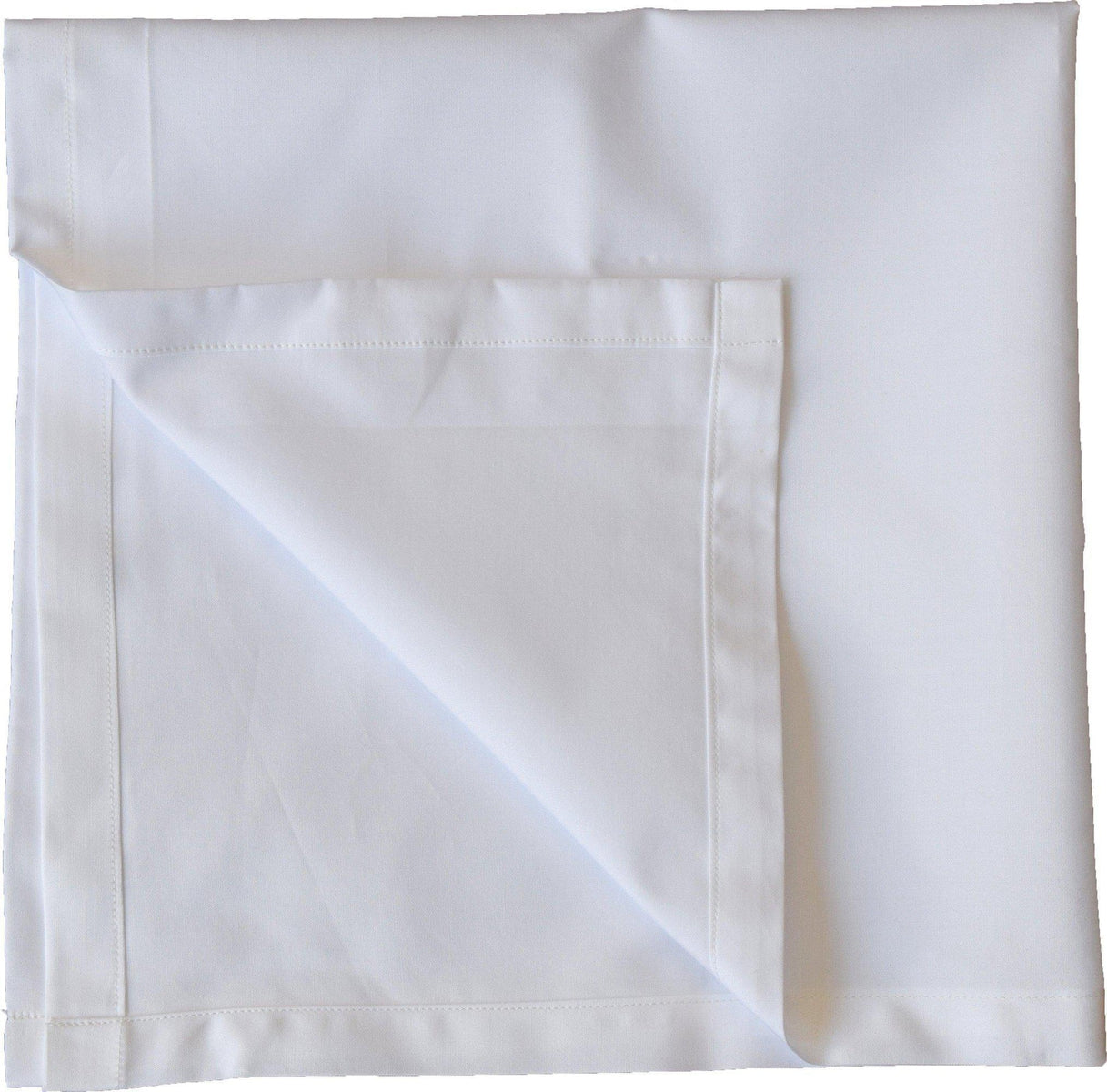 Large White Handkerchief-whtshirtmakers.com