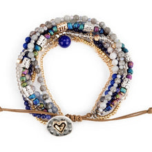 Load image into Gallery viewer, Love Bracelet Indigo